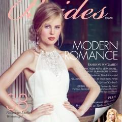 modern luxury bride jan 2014
